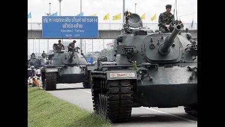 Tailandia: Junta militar levantó el toque de queda