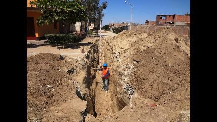 Puno: piden suspensión de obra de drenaje pluvial de Juliaca