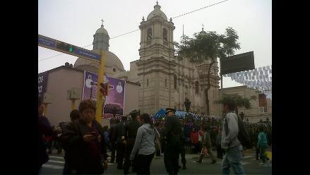Sujeto agredió sexualmente a joven dentro de Iglesia Las Nazarenas