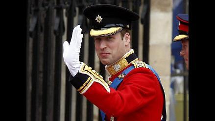 ¿Cómo celebrará el príncipe William su primer Día del Padre?