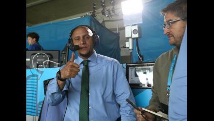 Roberto Carlos confía en que Colombia hará buen papel en Brasil 2014