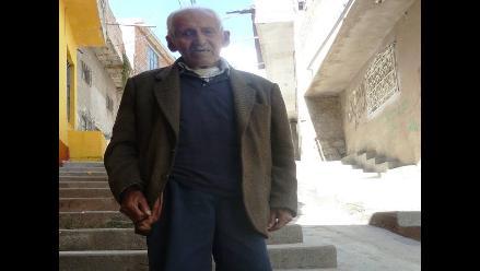 Padres más longevos del interior del Perú festejan su día con Pensión 65