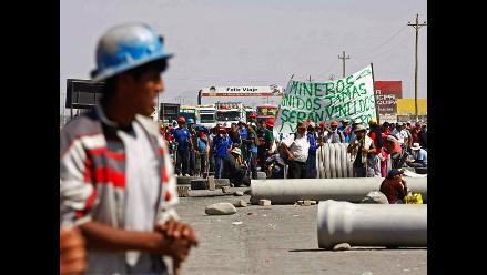 Conami: Mineros no solo colaboramos con nacionalistas sino con otros partidos