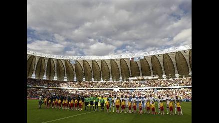 Himnos de Francia y Honduras no se entonaron en el Mundial Brasil 2014
