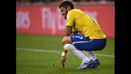 Brasil 2014: Hulk abandonó el entrenamiento de la selección brasileña