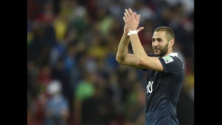 Benzema: Me juzgan por el número de goles, pero importa la forma de jugar
