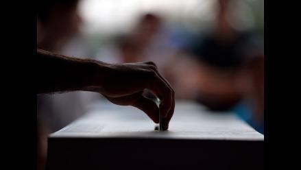 Este lunes 16 vence plazo para elección interna en los partidos políticos
