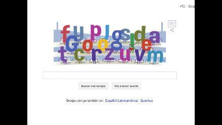 Google hace una ola con el ´doodle´ por el Mundial de Brasil 2014