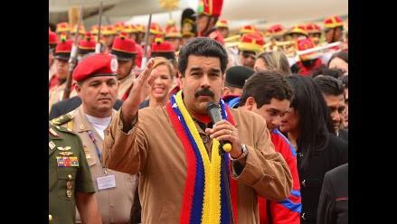 Maduro dice ante el G77 que continuará por la ruta de Hugo Chávez