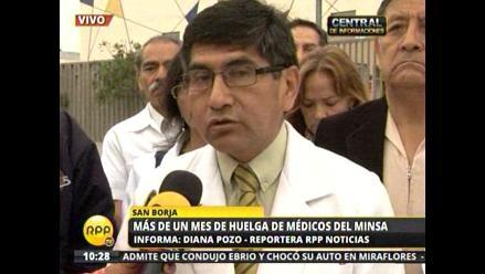 Médicos del Minsa denuncian cobros excesivos en Hospital de la Solidaridad