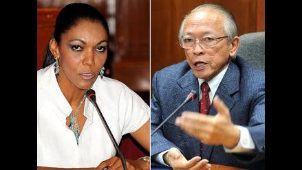 Ipsos: Cenaida Uribe con mayor desaprobación, Lay con más respaldo