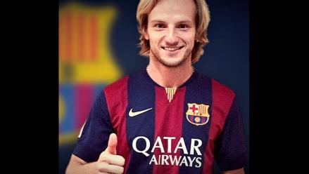 Croata Ivan Rakitic se convierte en el nuevo fichaje de Barcelona