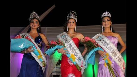Coronan a reinas para la Semana Turística de Moyobamba