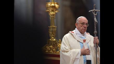 Papa Francisco condena corrupción y sus consecuencias para los pobres