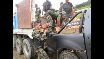 Dirandro incauta avioneta boliviana y más de 330 kilos de droga