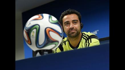 Cesc Fábregas deja ver que Xavi se irá de Barcelona luego del Mundial