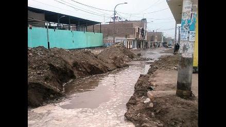 Huaral: más de 10 mil pobladores no cuentan con agua potable