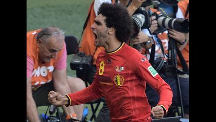 Bélgica vs. Argelia: ´Diablos Rojos´ vencieron 2-1 a un duro cuadro africano