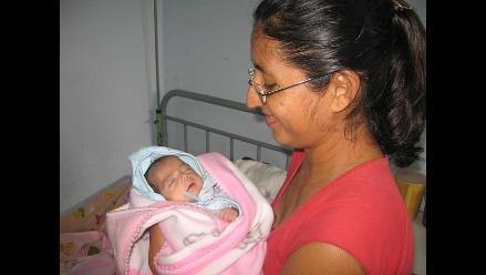 Índice de la mortalidad materna disminuyó de 121,4 a 95 en Lambayeque