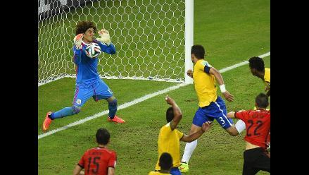 Guillermo Ochoa afirmó que ante Brasil fue el partido de su vida