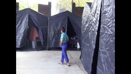 Pobladores afectados por el Ubinas no reciben ayuda del Ejecutivo