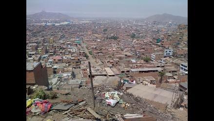 Sismos: Equiparan vulnerabilidad de zonas pobres en Perú con Haití