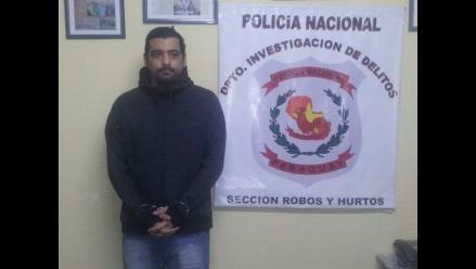 Policía detiene en Paraguay al hermano prófugo de Larissa Riquelme