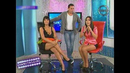 Mariella Zanetti y Tula Rodríguez se confesaron en vivo