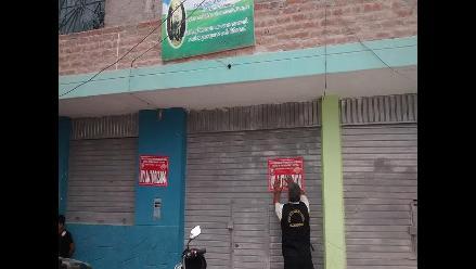 Piura: multan centro de rehabilitación por falta de documentación