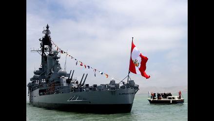 Marina de Guerra del Perú compra el buque logístico holandés ´Ámsterdam´