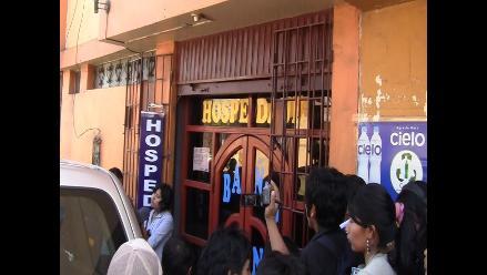 Huancayo: madre halla a hija desaparecida inhalando terokal en hotel
