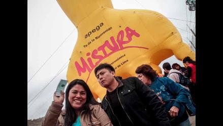 Próxima semana se iniciará venta de entradas a Mistura 2014