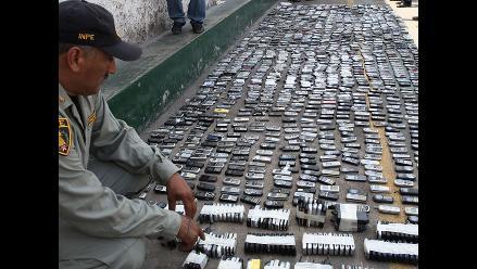 Tres consorcios pelean proyecto Bloqueadores de Celulares en penales