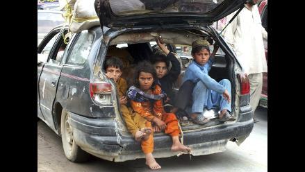 El calor y falta de agua matan a 50 peregrinos en Pakistán