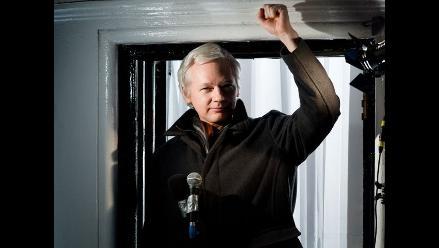 Assange cumple dos años refugiado en la embajada de Ecuador