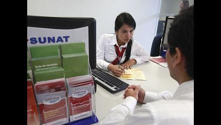 Sunat clasificará a contribuyentes en cuatro categorías
