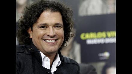 Carlos Vives alienta a su selección previa a su llegada a Lima