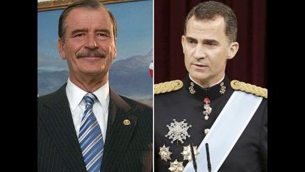 Fox elogia la preparación de Felipe VI y dice que debe mirar a África