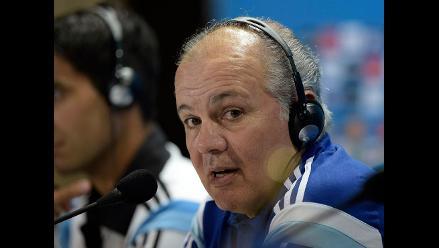 Sabella: No hay rivales débiles porque es un partido por una Copa del Mundo