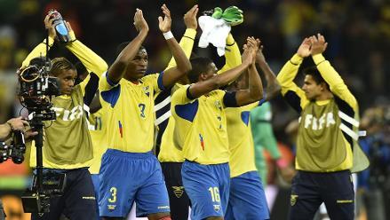 Brasil 2014: Repasa lo mejor del Ecuador 2 - Honduras 1
