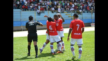 Unión Comercio empató 1-1 con UTC en Cajamarca y mantiene la punta