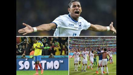Honduras gritó gol tras 32 años y Enner Valencia es el nuevo ´Tin´