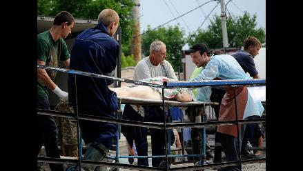 China: Asalto a comisaría de policía deja al menos trece muertos