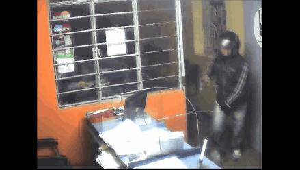 Chimbote: asaltan oficina del vicepresidente de la región Áncash