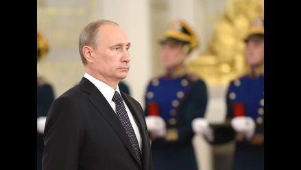 Putin apoya alto el fuego de Poroshenko y subraya necesidad de negociación