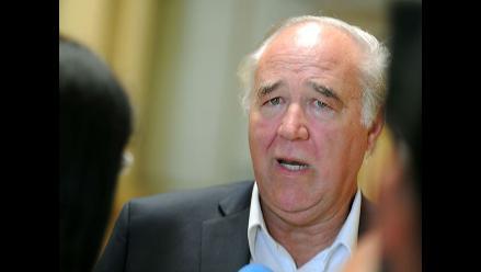 García Belaunde vincula rastreos desde la DINI a red de Orellana
