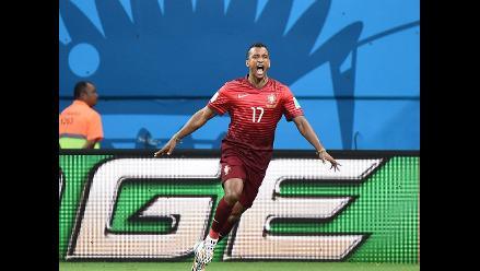Nani: Cristiano Ronaldo lo intentó, pero no logró hacerlo mejor