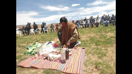 Abancay: pobladores celebran Año Nuevo Andino con tributo a la Pachamama