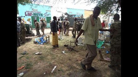 Más 80 insurgentes muertos en ataque de aviones militares en Somalia