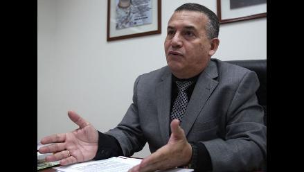 Daniel Urresti es el nuevo titular del Interior